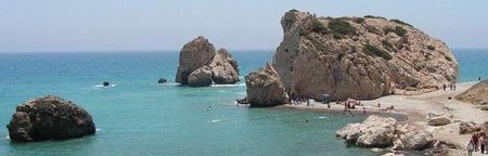 Chipre: Petra Tou Romiou, donde nació Afrodita