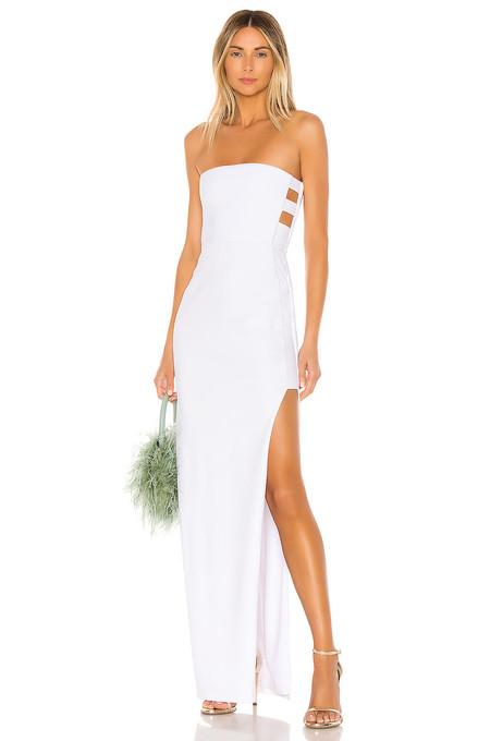 Vestido Blanco Verano 2019 13