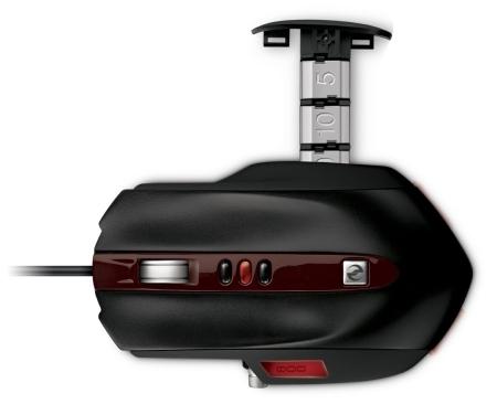 Ratón SideWinder de Microsoft, para jugadores