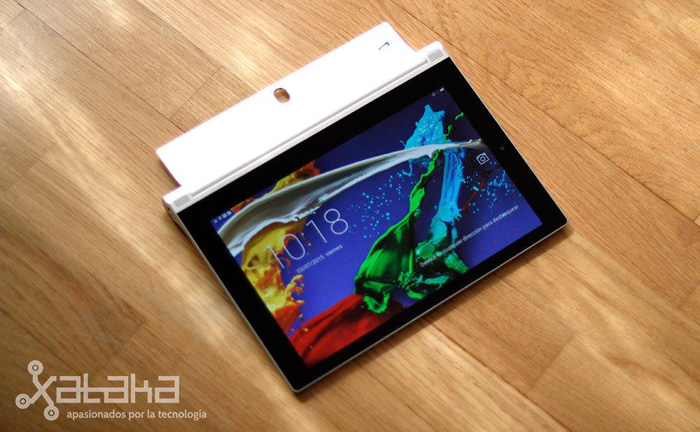 Foto de Lenovo Yoga Tablet 2 (7/20)