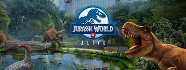 Jurassic World Alive, el Pokémon GO de los dinosaurios llega a Android