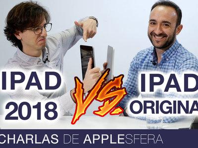De tablet a ordenador, la evolución del iPad original al iPad 2018: Las Charlas de Applesfera