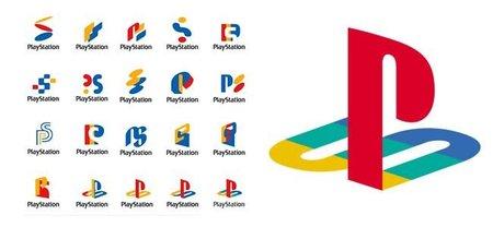 Logos desechados de Playstation