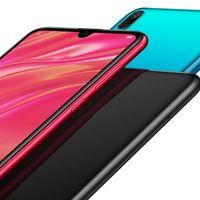 Huawei Y7 Pro 2019: gran pantalla y mejor batería para un modelo económico que cierra el año