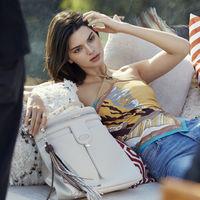 Kendall Jenner acapara todas las miradas en la nueva campaña para Tod's