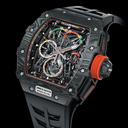 Este reloj mecánico será el más ligero del mundo gracias al grafeno