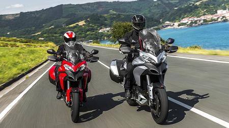 Motorpasión a dos ruedas: Ducati Multistrada 1200 S Granturismo/Touring y el Jarama Vintage Festival