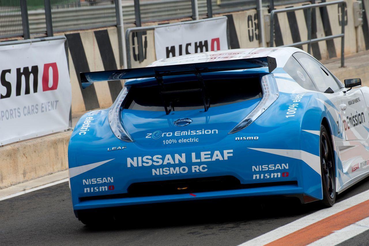 Gama deportiva Nissan