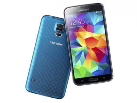 Así es el lector de huellas del Samsung Galaxy S5