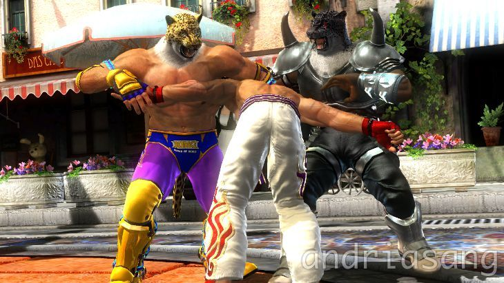 Foto de 180211 - Tekken Tag Tournament 2 (in-game) (27/39)