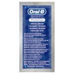 Entusiasmada con las tiras blanqueantes 3D White Whitestrips de Oral-B ¿Podrás resistirte a algo así?