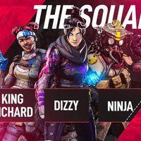 """Con su racha de 33 eliminaciones en la misma partida, Dizzy se postula como el """"Ninja"""" de Apex Legends"""