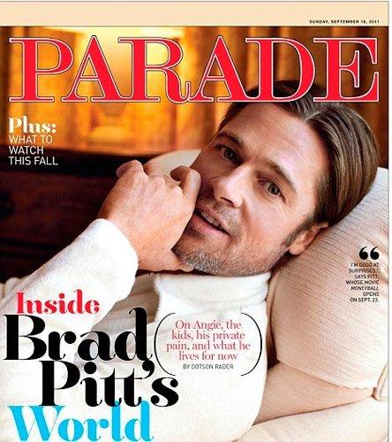 Brad Pitt la has liado bien parda hablando de Jennifer Aniston