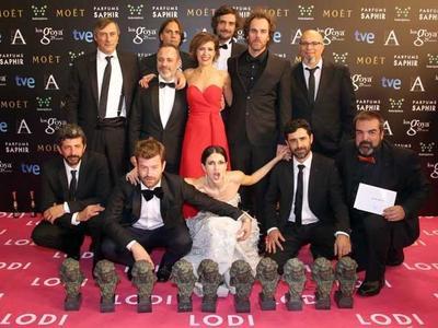 Y el Goya a la gala más lenta es para...