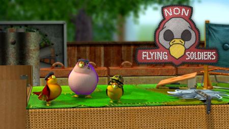 Los simpáticos soldados de Non Flying Soldiers