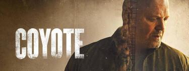 'Coyote': Michael Chiklis protagoniza una firme serie criminal que funciona mejor cuando se detiene en sus personajes