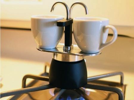 Una cafetera diferente de Bialetti