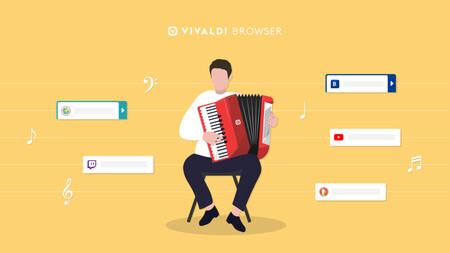 Pestañas en acordeón: así quiere solucionar Vivaldi la gestión de pestañas para los acumuladores
