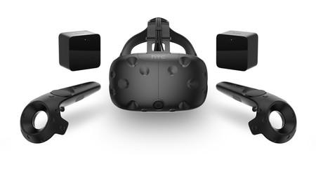 Las HTC Vive valen 200 dólares menos: la rebaja llega tras la de Oculus y antes de las de 299 dólares de Microsoft