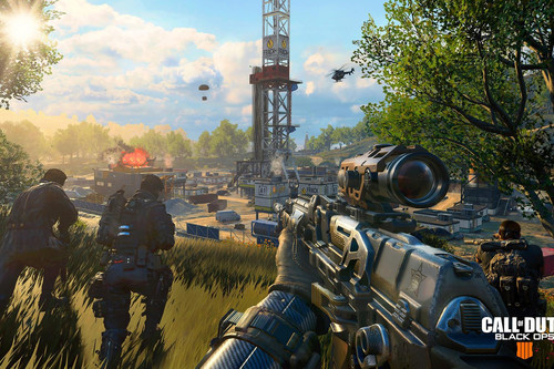 Probamos el modo Battle Royale de 'Call of Duty: Black Ops 4' y tiene todo para competirle a 'PUBG'