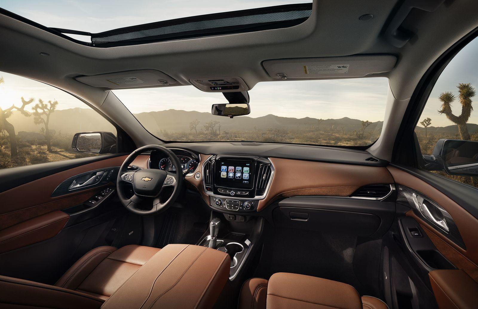 Foto de Chevrolet Traverse 2018 (9/15)