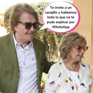 Edmundo Arrocet vuelve y le deja este mensajito a María Teresa Campos (alias 'Teresita') tras el estreno de 'La Campos Móvil'