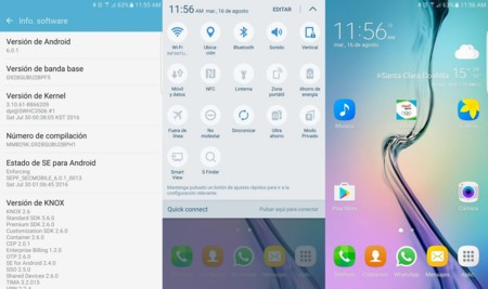 Android Marshmallow Galaxy S6 Edge Telcel