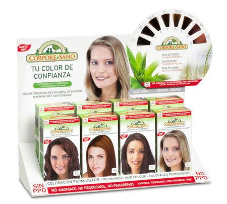 Corpore Sano lanza nuevos tintes BIO para el cabello