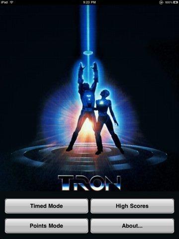 Tron Trivia
