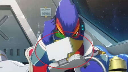 Star Fox Zero Nx Falco 2