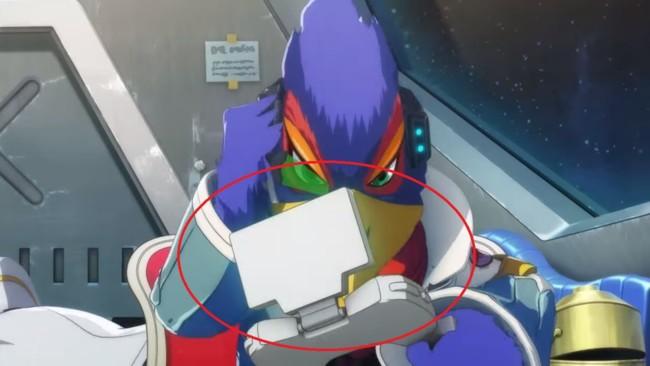 Star Fox Zero Nx Falco 2