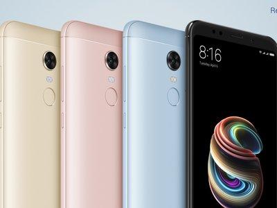 Xiaomi Redmi Note 5 y Note 5 Pro: los 18:9 de Xiaomi se ponen serios con una opción de 6GB de RAM