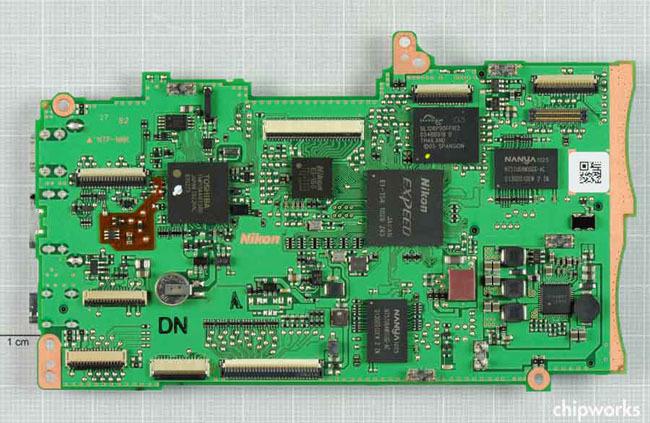 Foto de Nikon D7000 Componentes (5/5)