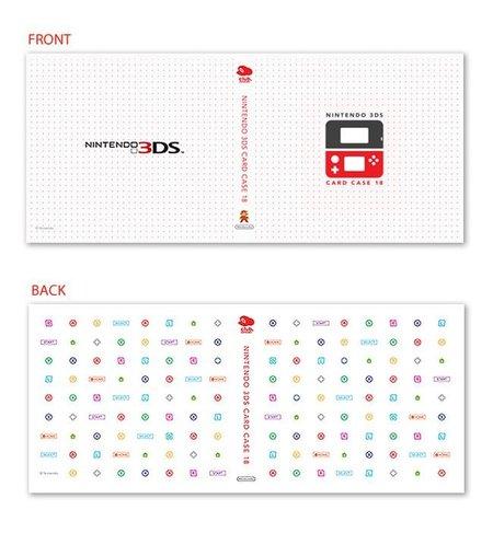 Funda para juegos de Nintendo 3DS