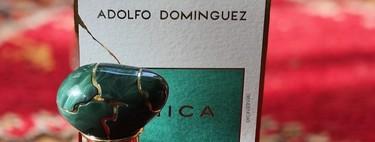 Un perfume único para una mujer Única. Adolfo Dominguez nos conquista con su última fragancia (¡la probamos!)