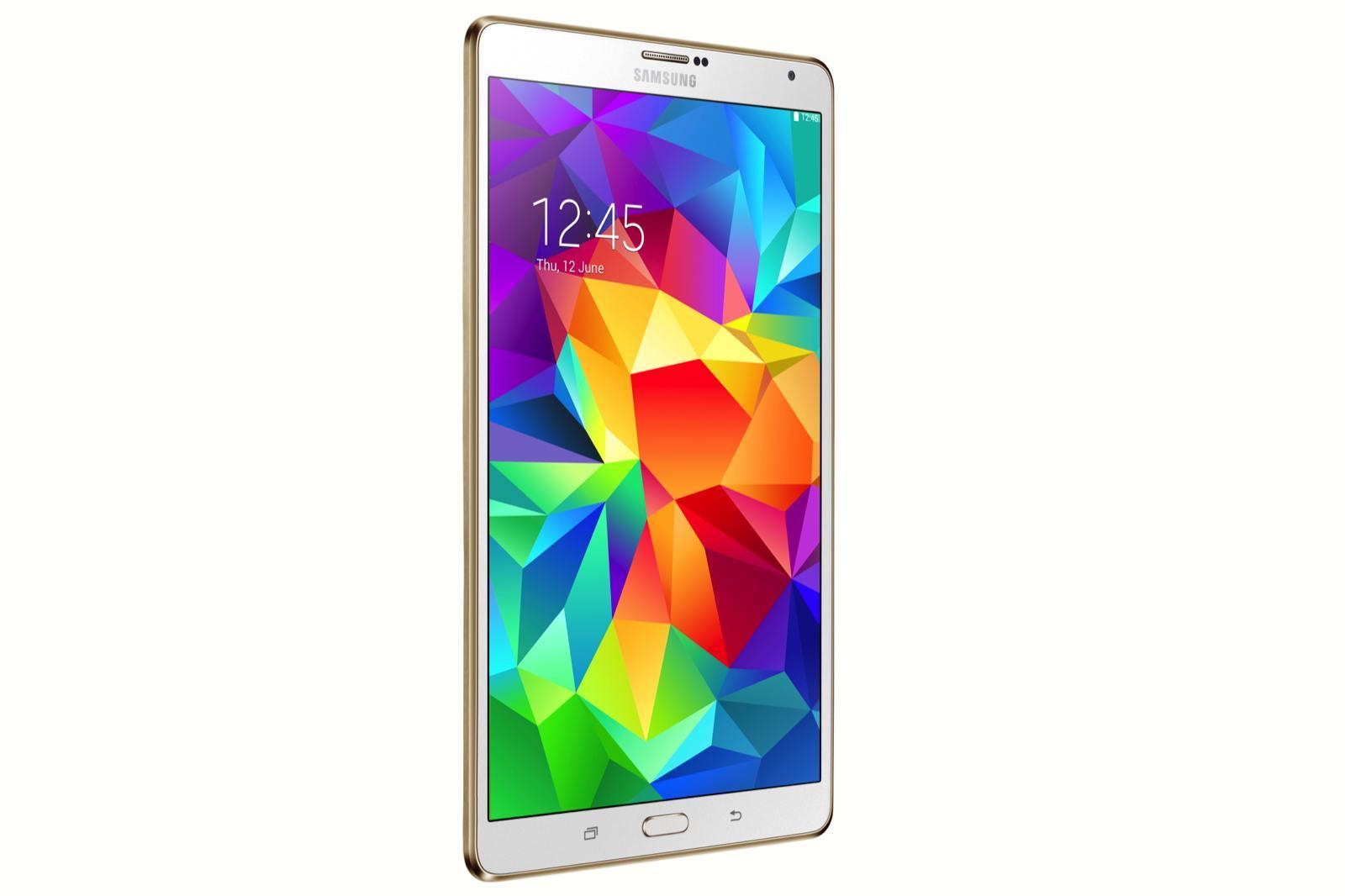 Foto de Samsung Galaxy Tab S (3/52)