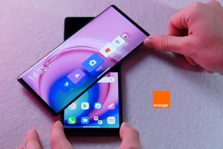 """LG Wing 5G llega a Orange, desde 924 euros con pago a plazos y smart TV de 49"""" de regalo"""