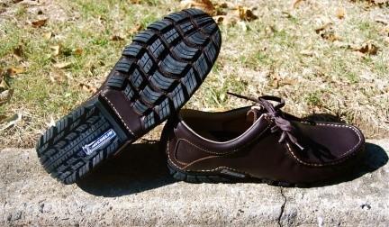 Michelin MVX4, no son ruedas sino zapatos
