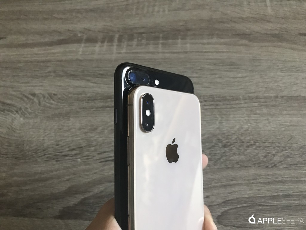 Del iPhone 7 Plus al iPhone XS: la perfección en tamaño de bolsillo