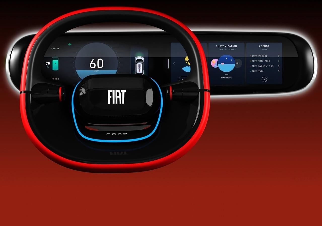 Foto de Fiat Centoventi concept (8/20)