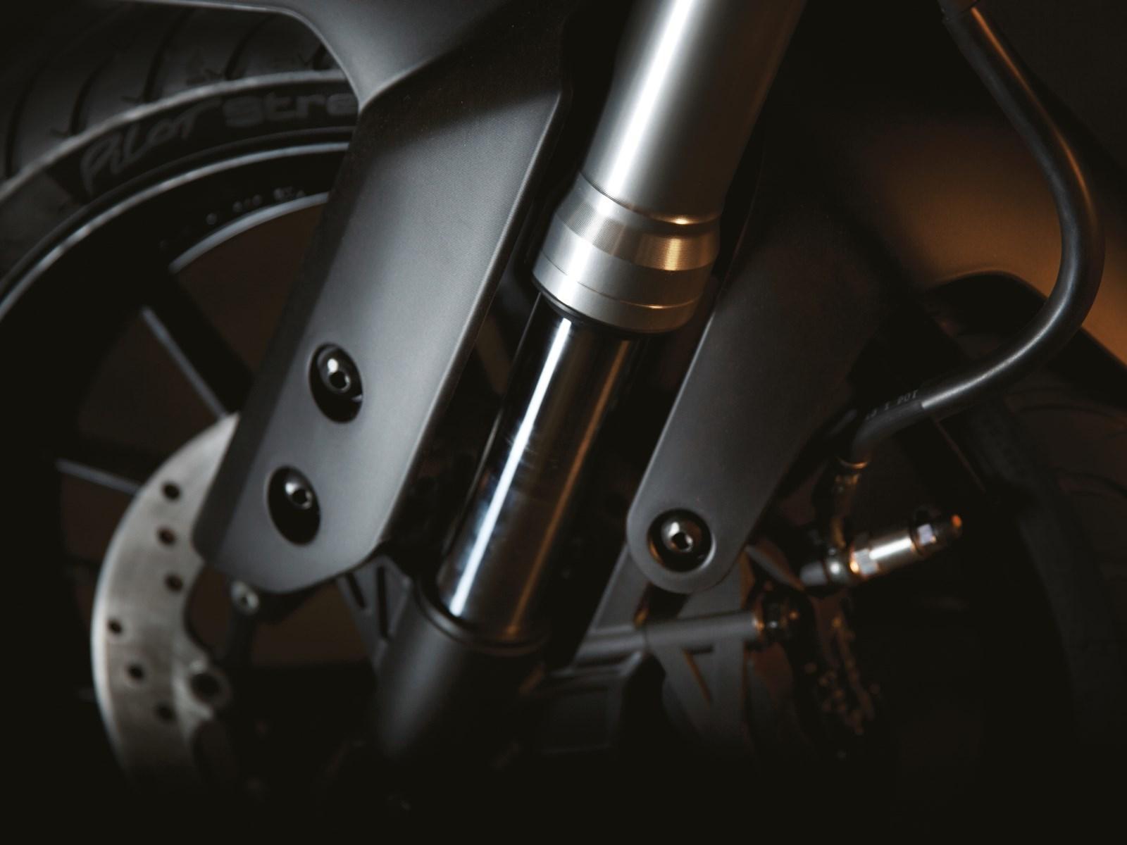 Foto de Yamaha MT-125, detalles (10/17)