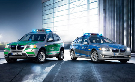 New Bmw Police Vehicles Main