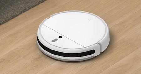 Aspira y friega tu casa fácilmente con este robot aspirador de Xiaomi en oferta hoy por menos de 180 euros