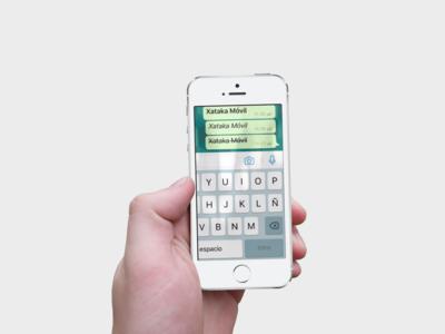 Cómo escribir en WhatsApp con texto enriquecido (negritas, cursivas y tachado) en iOS y Android
