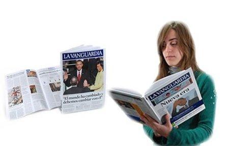 El periódico del día en el que naciste