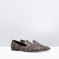 Slippers leopardo