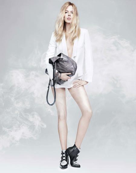 Nicole Kidman en la campaña de Jimmy Choo, o cómo naufragar en las aguas del Photoshop