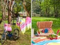Las bicicletas son para el verano... ¡y para ir de picnic!