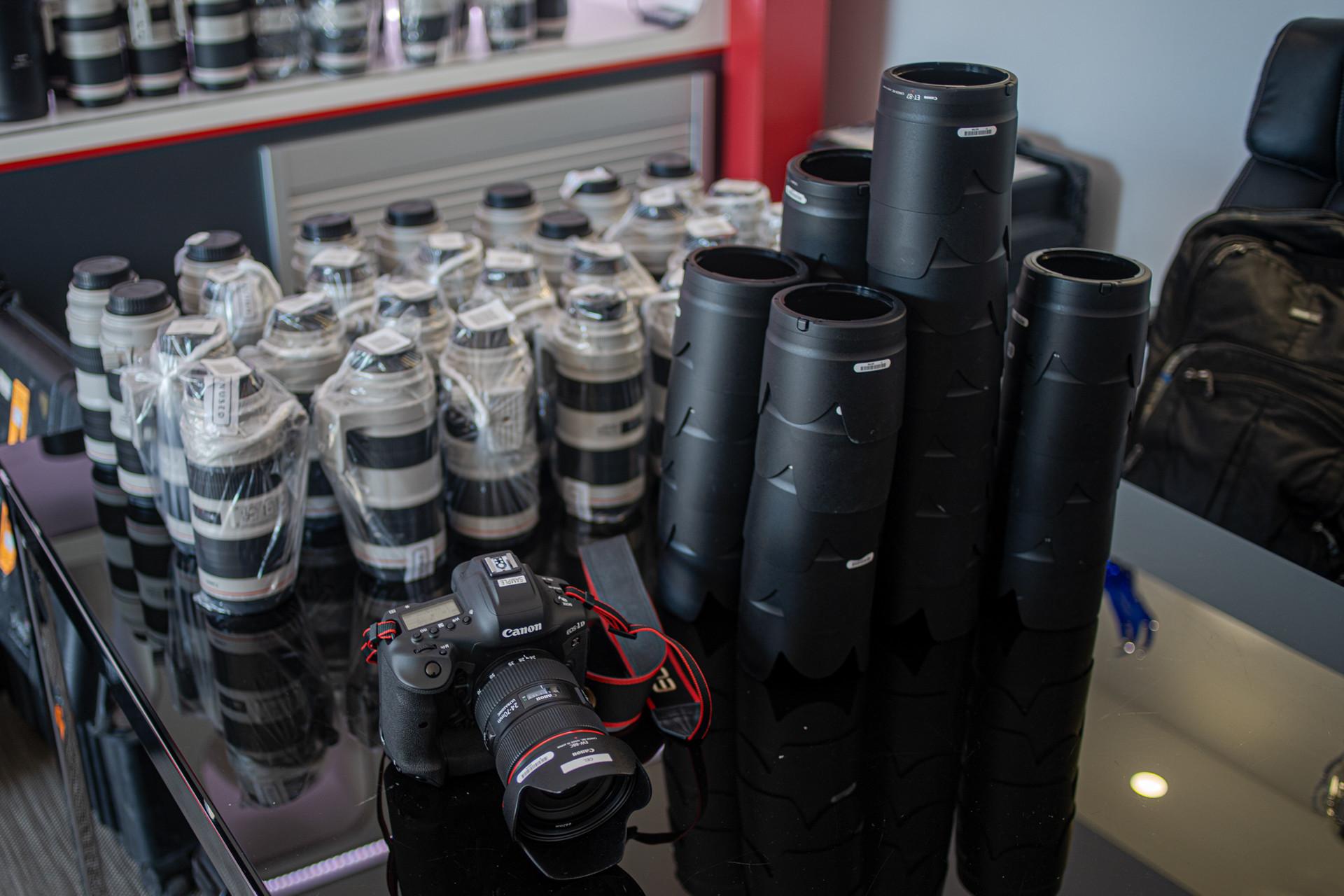 Foto de Canon EOS-1D X Mark III (4/38)
