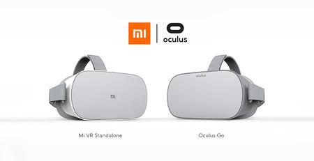 Oculus Go con xiaomi